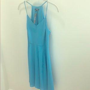 Express Brand size 4 blue dress